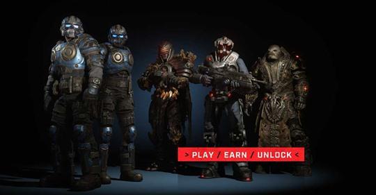 4 nouveaux personnages débarquent dans le multi de #Gears 5. Toutes les infos ici https://www.gears5.com/operation-1-cha…