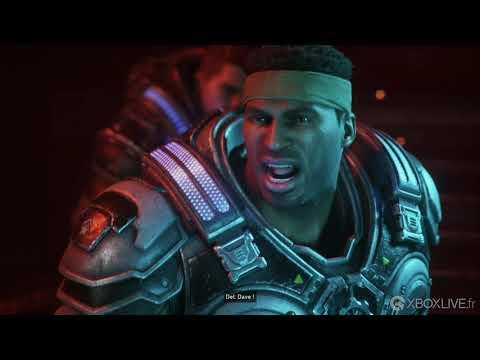 [4K] Gears 5 – Solo Gameplay – Xbox One X