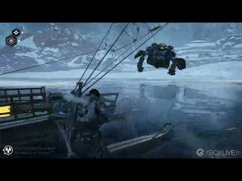 [4K] Gears 5 – Solo open zone gameplay – Xbox One X