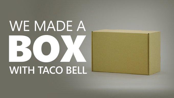 Je propose que @XboxFR ouvre des Taco Bell en France, ça sera plus simple non ? https://t.co/w22X2Rn0pX