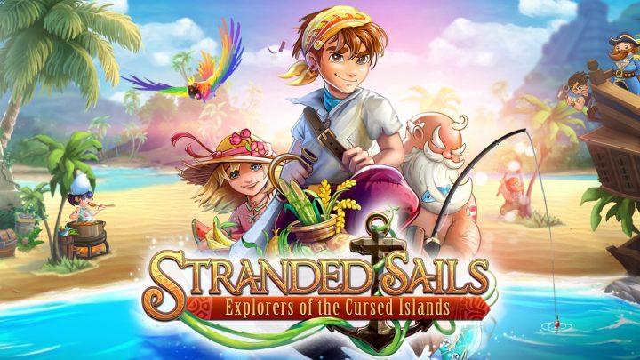 Entre un Zelda et un Harvest Moon selon la presse, Stranded Sails débarque le 8 novembre prochaine sur Xbox One. https://t.co/shiYQYVzk3Des intéressés par ce titre ? https://t.co/shiYQYVzk3