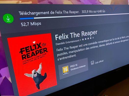 Hey ! Hey ! Ca vous dit un Live sur Felix the Reaper en deuxième partie de soirée ? Mixer.com/Xboxlivefr Abonnez-vous po…