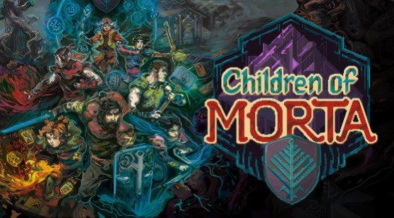 On vous fait découvrir #ChildrenofMorta en Live sur #XboxOneX. Ça vous dit ? https://t.co/N4MmQZJKDV pic.twitter.com/bu8BZMSWFi