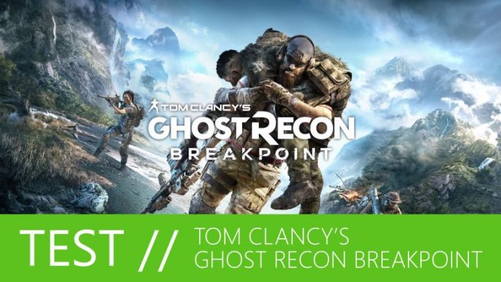 [4K] Tom Clancy's Ghost Recon Breakpoint – Frame-Rate Test – Xbox One X