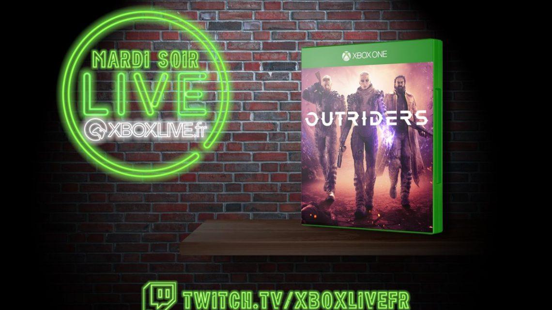 On est en live sur #Twitch pour jouer à #Outriders (on ...